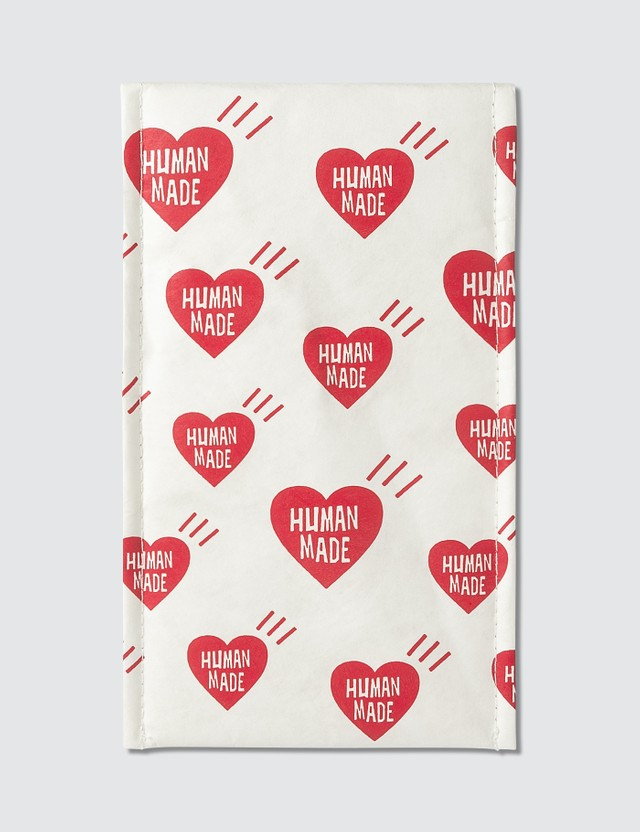 Human Made Heart Print iPhone XS Max Case
