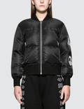 McQ Alexander McQueen MA-1 Puffer Jacket Picture