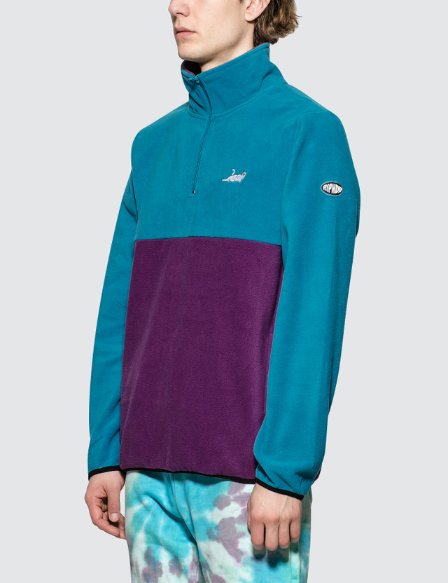 RIPNDIP Castanza Fleece Half Zip Jacket