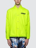Perks and Mini Alien Morphosis Coach Jacket Picutre