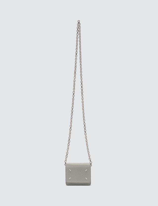 Maison Margiela Small Wallet On Chain