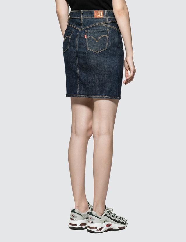Levi's Revel Shaping Denim Skirt