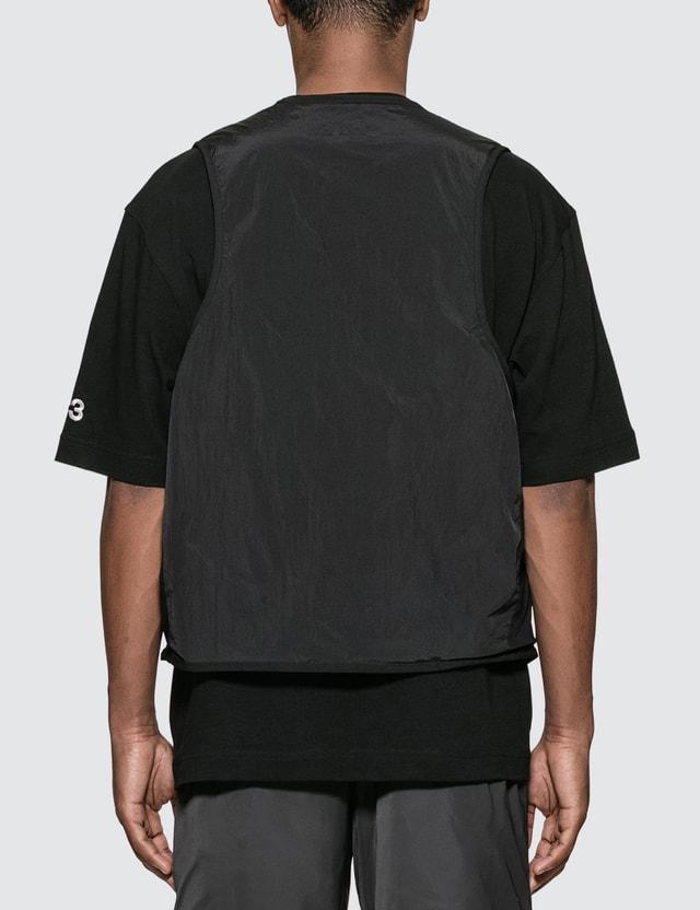 Y-3 Travel Reversible Vest