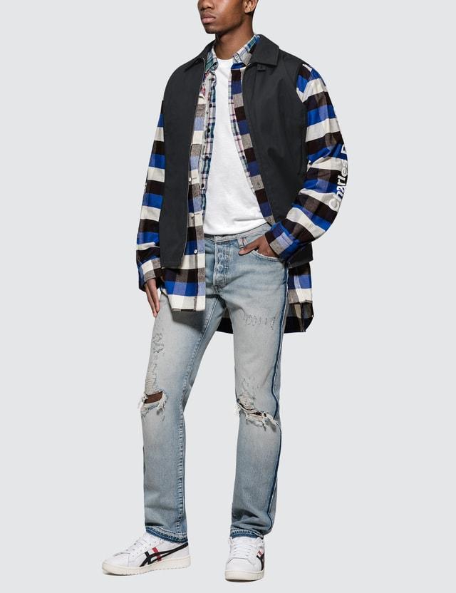 Levi's 501® Levi's®original Fit Inside Out DX Jeans