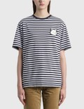 Maison Kitsune Marin Relaxed T-shirt Picture