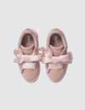 Puma Suede Heart Jewel PS Pink Girls