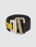 Heron Preston CTNMB Tape Belt Picutre