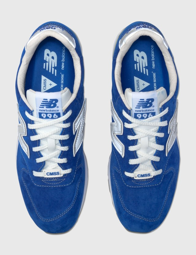 New Balance Cmss X New Balance 996 Blue Archives