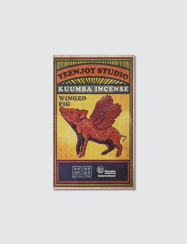 Yeenjoy Studio Kuumba X Yeenjoy Studio Incense