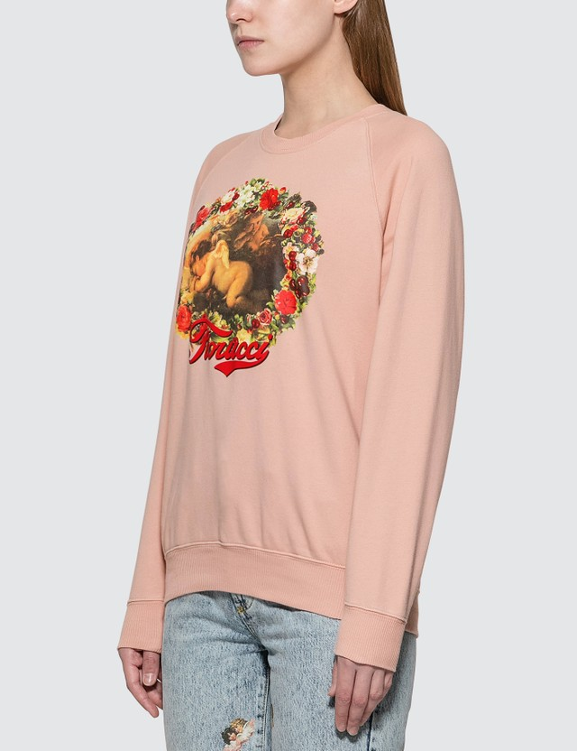 Fiorucci Sleepy Cherub Sweatshirt