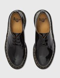 Dr. Martens 1461 Patent Leather Shoes Black Patent Lamper Women