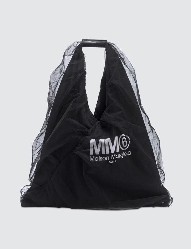 MM6 Maison Margiela Small Shopper With Chiffon