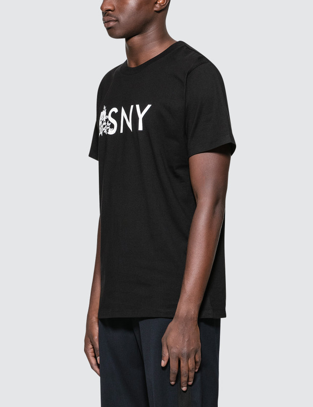 Public School Newman S/S T-Shirt Black Men
