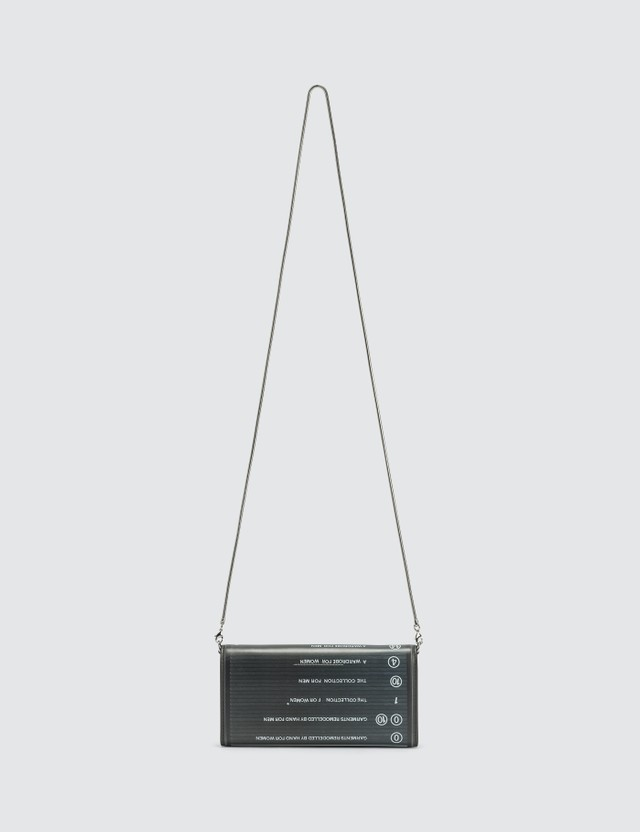MM6 Maison Margiela Logo Shoulder Bag