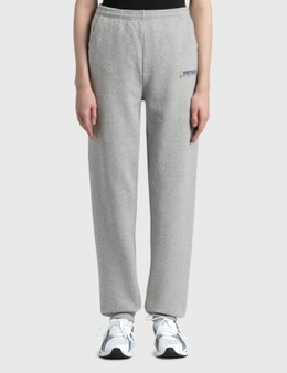 Sporty & Rich Team Logo Sweat Pants