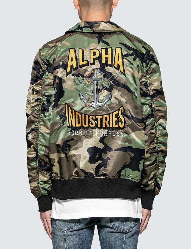Alpha Industries CWU 36P Mod Triton Jacket