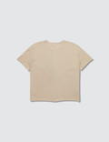 Kambia Short Sleeve Top Beige Kids