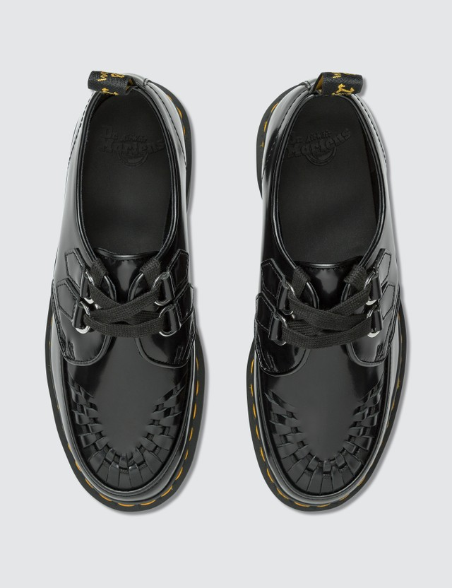 Dr. Martens Sidney Creeper Quad Platform Shoes