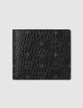 MCM Claus Bi-Fold Coin Wallet Picture