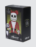 Medicom Toy Santa Jack Skellington Be@rbrick 100% + 400% Set