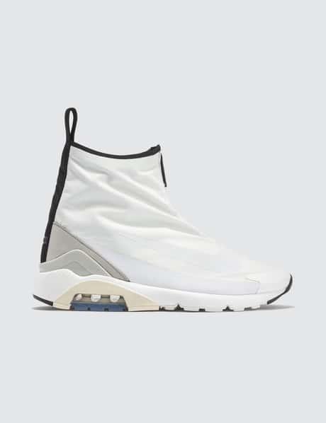 엠부시 X 나이키 에어맥스 180 하이 - 화이트 펄그레이 라이트본 Ambush X Nike Air Max 180 Hi