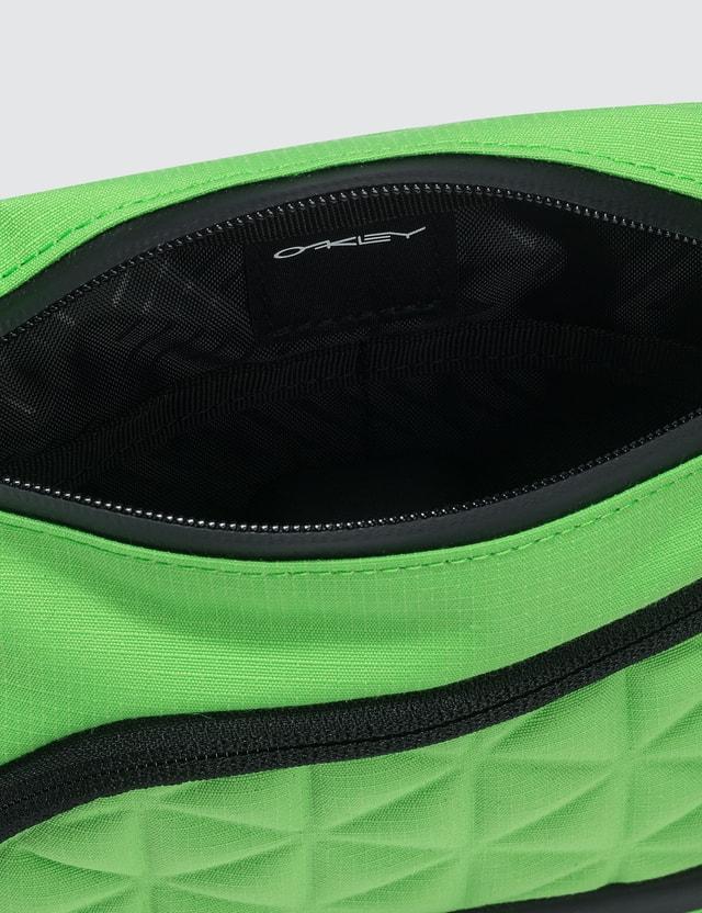 Oakley Body Bag Flat Case Laser Green Men