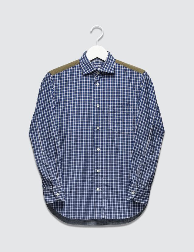 Junya Watanabe Patch Denim Shirt