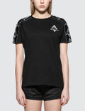 Marcelo Burlon Kappa Tape S/S T-Shirt Picture
