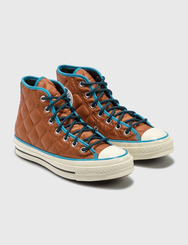 Converse Chuck 70 Amber Sepia/sail Blue/egret Women