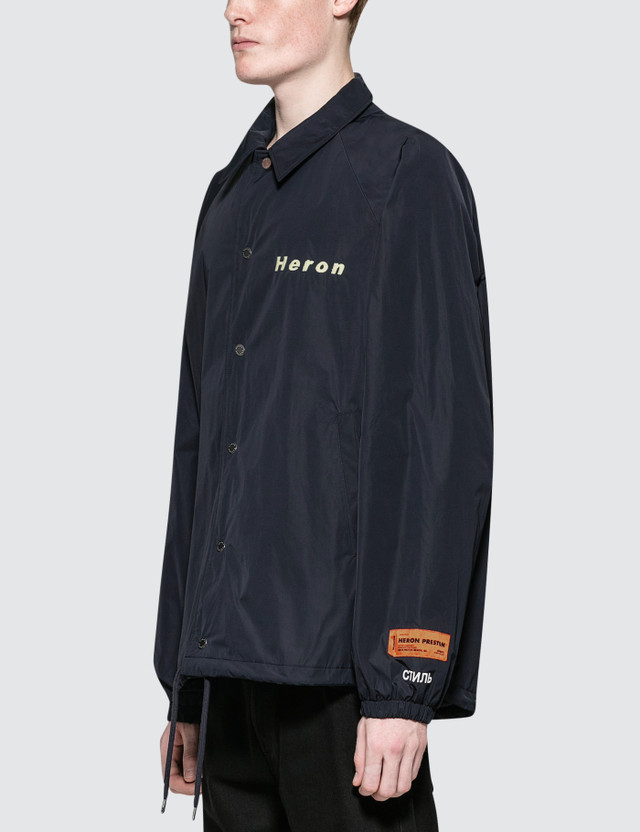 Heron Preston Ctnmb Coach Jacket