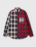 Loewe Patchwork Check Shirt Picture