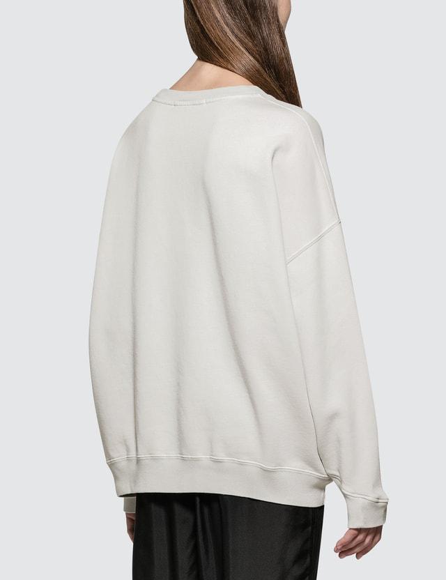 Katharine Hamnett Vince Orangic Cotton Sweatshirt