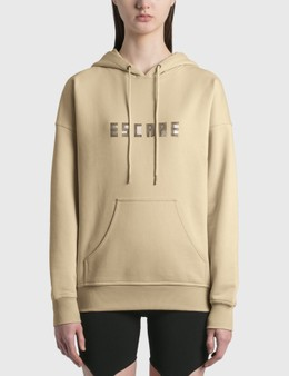 Dion Lee Crystal Escape Hoodie