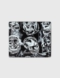 Alexander McQueen Painted Skull Wallet Picture
