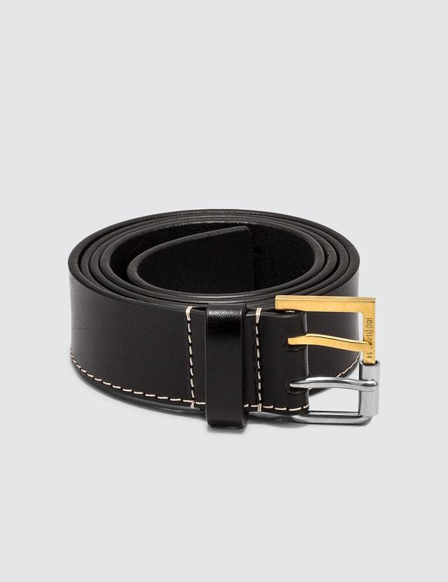 Maison Margiela New Style Belt 03 T8013 Black Men