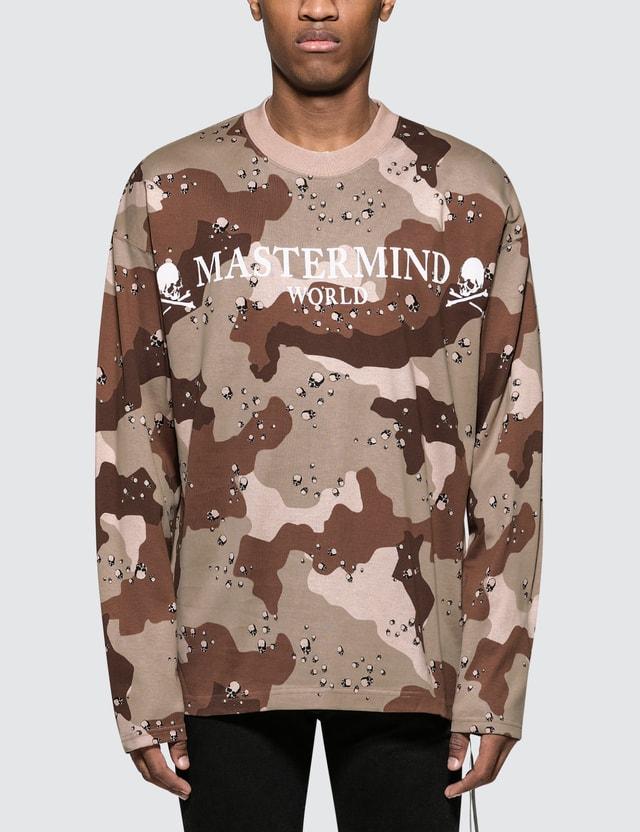 Mastermind World L/S T-Shirt