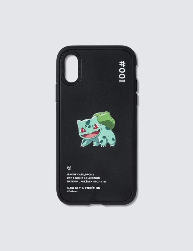 Casetify Bulbasaur 001 Pokédex Night Iphone X/XS Case