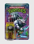 Super 7 Teenage Mutant Ninja Turtles ReAction Figure - Rocksteady Picutre