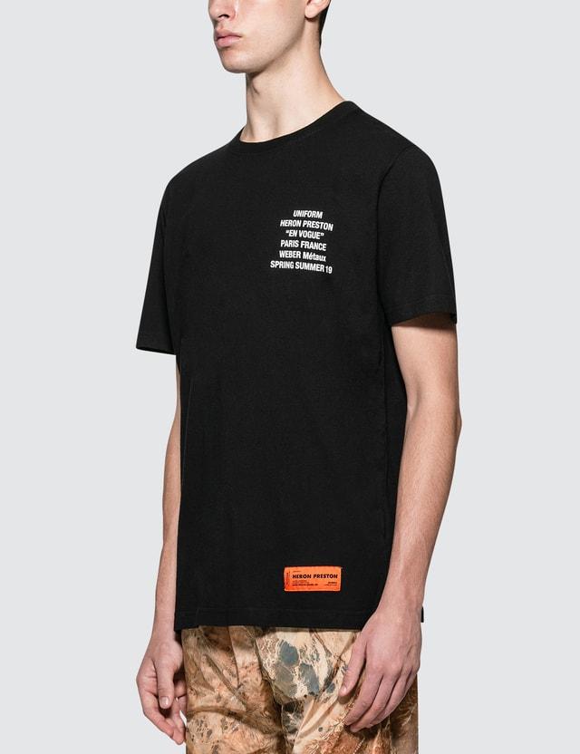 Heron Preston Metal Worker T-Shirt