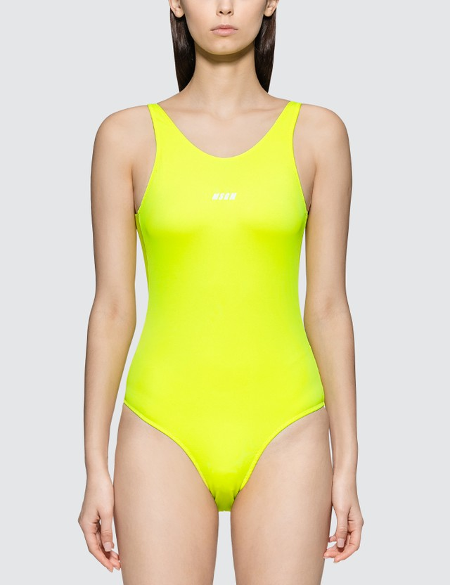 MSGM Costume Swimsuit