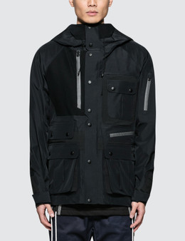 White Mountaineering Goretex Luggage Mountain Park