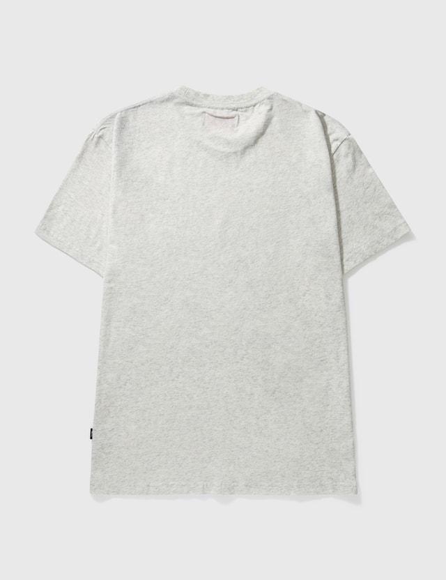 Victoria Duster T-shirt Light Heather Grey Men