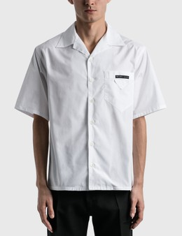 Prada Pocket Poplin Shirt
