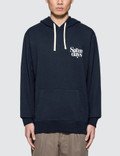 Saturdays Nyc Ditch Miller Black Chest Hoodie Picture