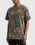 Carhartt Work In Progress Military T-Shirt Camo Combi Men