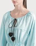 Lanvin Jacquard-knit Puffed Dress