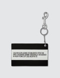 CALVIN KLEIN JEANS EST.1978 Est. 1978 Patch Key Chain Picture