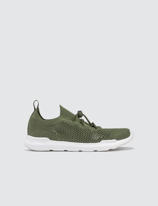 AKID Sutherland Sneakers Army Green Kids
