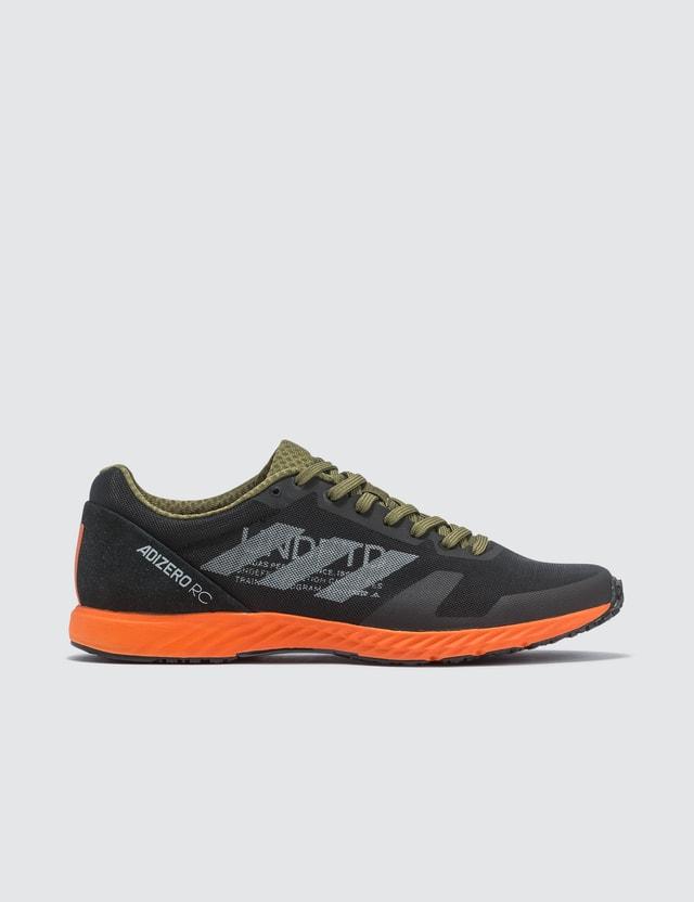 new concept 201f0 062f5 UNDEFEATED x Adidas Adizero RC Sneaker