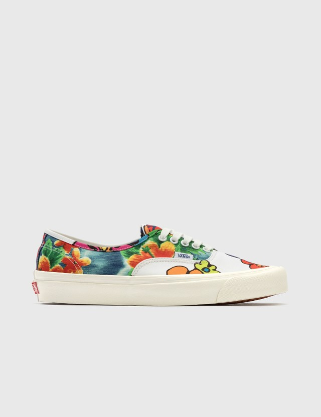 Vans Authentic 44 Dx (anaheim Factory) Hoffman Fabrics/floral Mix Men